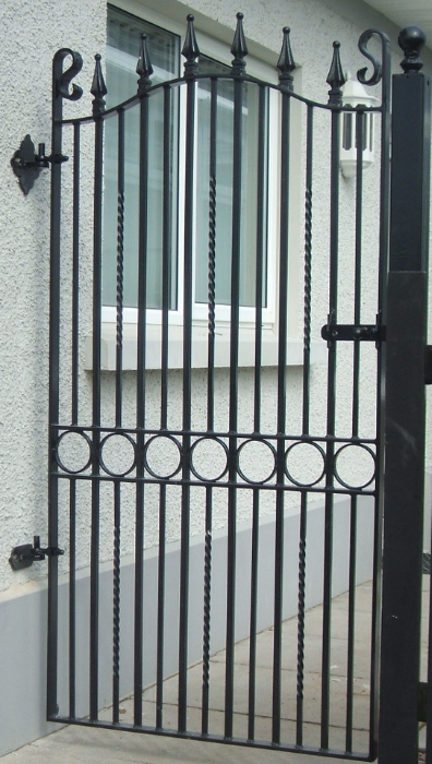China metal side gates wholesale 🇨🇳 - Alibaba