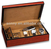 Multipe new design men's wood jewelry collection box