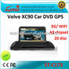 lsqstar car dvd gps for VOLVO XC90 with dvd recording function