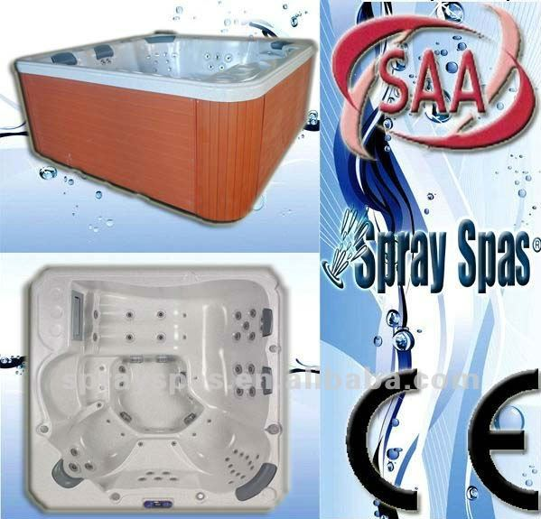 2012 Newly design swimming pool whirlpool hot tub M-560D