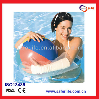 Sealed Waterproof Cast Bandage Protector Cast Cover For Swimming