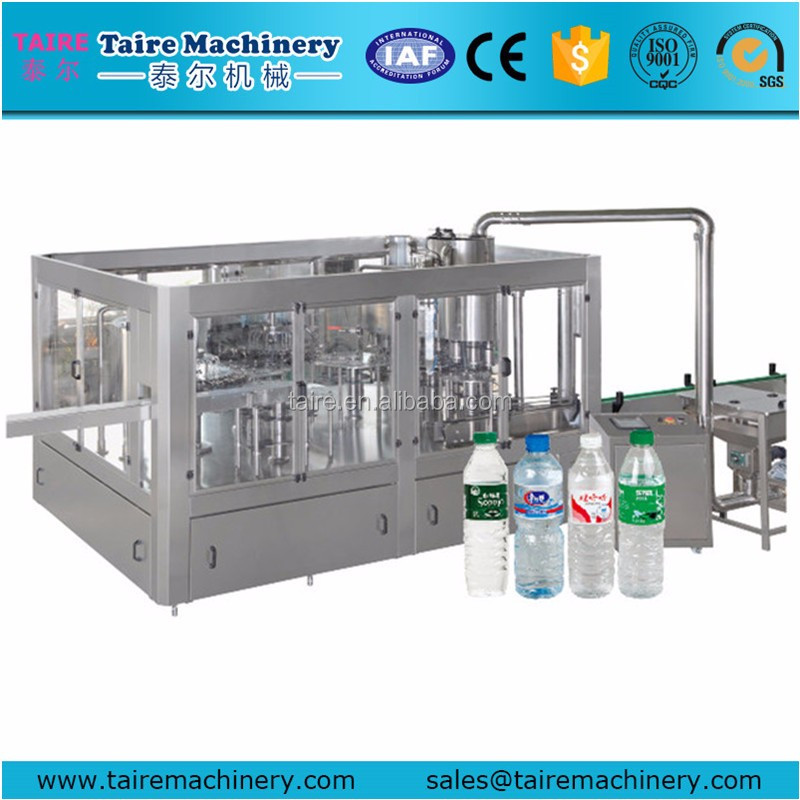 CGF8-8-3 New Design Accurate filling machines and equipment/water bottle filler machine