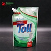Stand Up Spout Pouches Doy Pack Packaging Bags With Spout Top