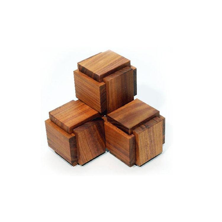 En71 Wholesale Preschool Wooden Brain Teaser Puzzle ...