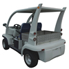 Street legal electric car, 2 seats with cargo bed, EEC electric people mover electric utility vehicles