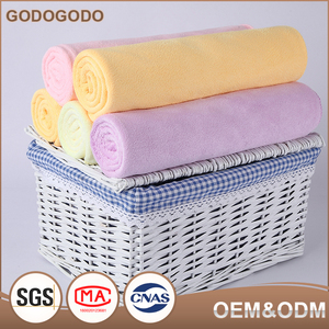 Factory Supply High Quality Custom White Hotel Super Absorbent Microfiber Softtextile 100% Cotton Bath Towel
