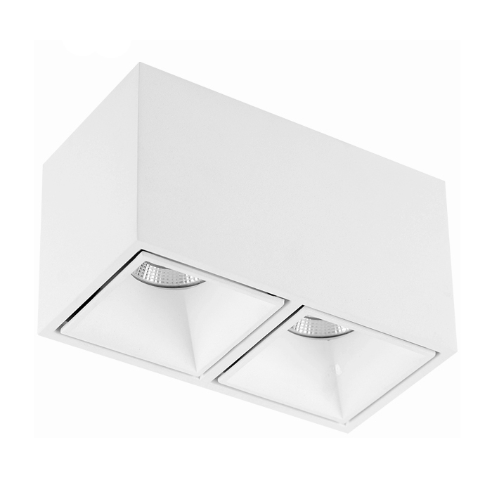 Gold Supplier Surface Mounted Square LED <strong>Downlight</strong> For hong kong international lighting fair hktdc