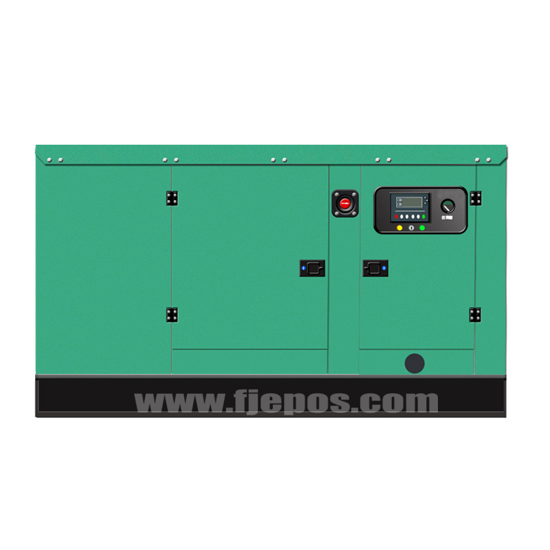 62 5kva 50kw Power Plant China Silent Diesel Generator
