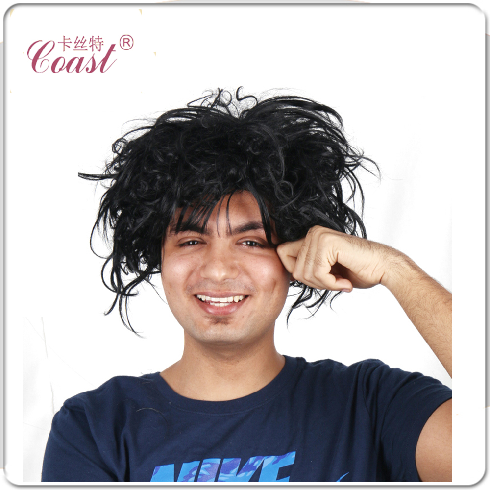 Halloween Wigs For Men - Wig Ponytail 70db9f7f6a2f