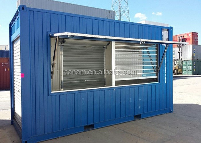 Prefab modular movable container house for school,dormitary,disaster area