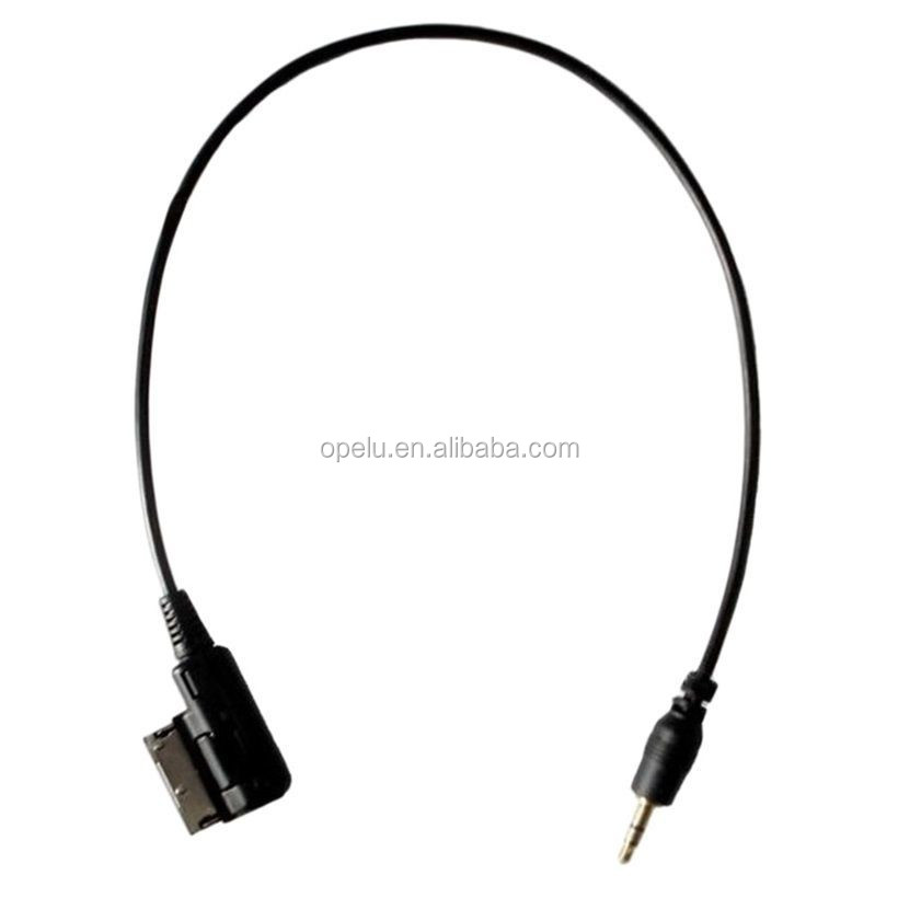 MP3 AMI MMI Aux Cable de Audio de 3,5mm para Audi