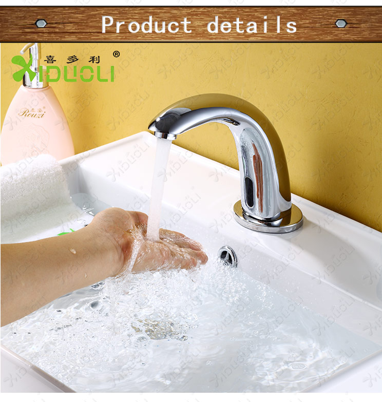 European Style Automatic Shut Off Faucet,Auto Water Tap Xdl-s15110 ...