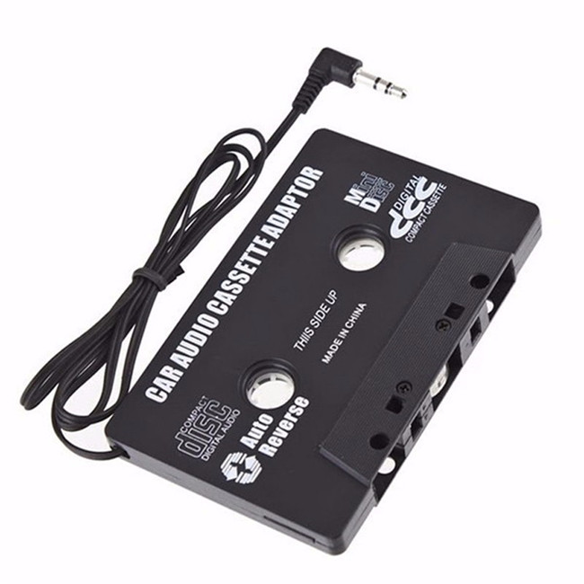 Christmas Promotional Universal Car Audio Cassette Tape Adapter for MP3 CD DVD Player