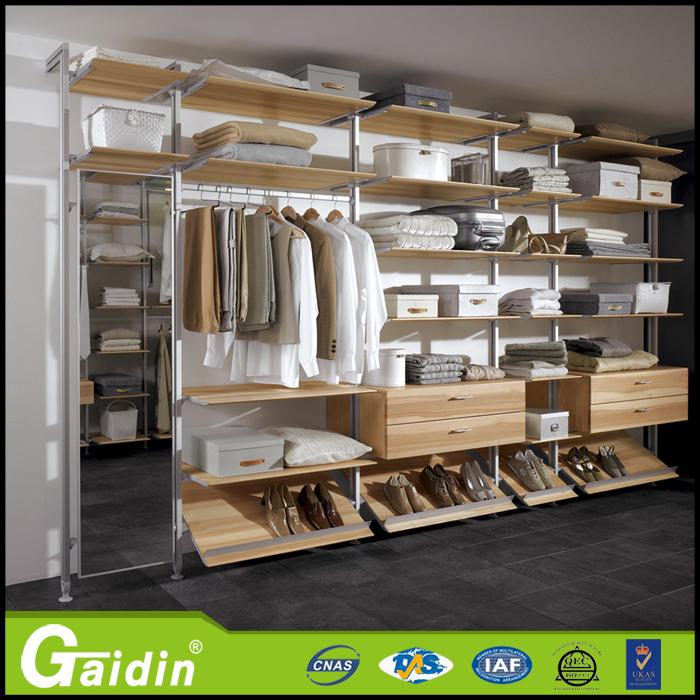 Personalizado sencilla armario muebles de dormitorio for Perfiles aluminio para muebles
