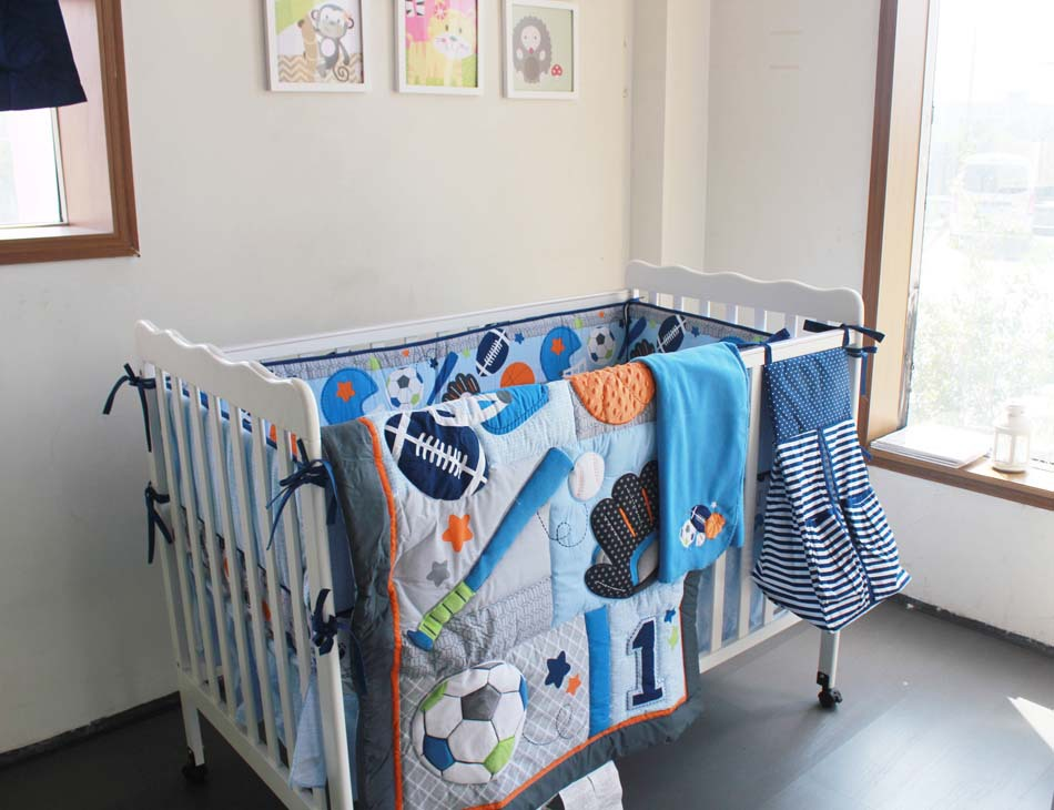2015-10pcs-3D-stereo-ball-sports-embroidered-crib-baby ...