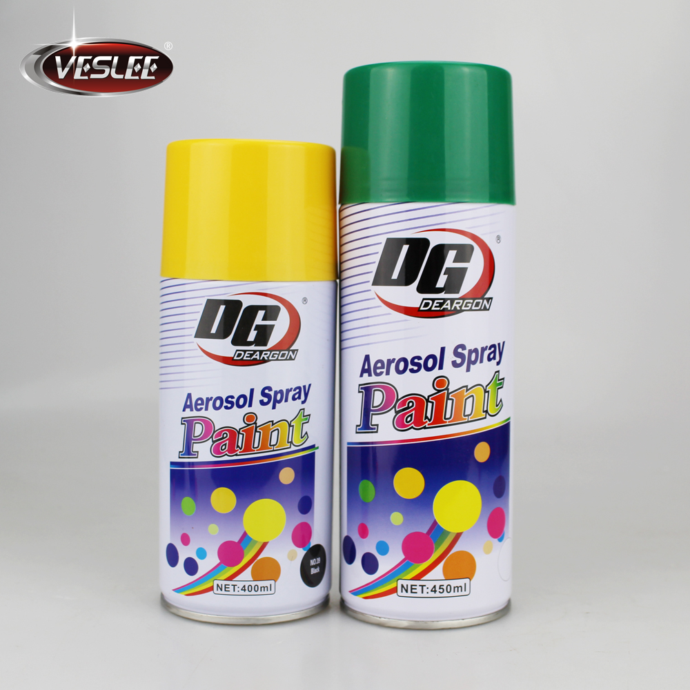 high temp heat resistant acrylic anti rust auto Aerosol spray paint
