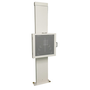 "X ray chest stand unit 17""x17"" film radiography"