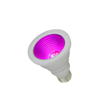 Wholesale red and blue spectrum IP65 waterproof led grow light bulb hydroponic par38 E27 led grow bulb for plants