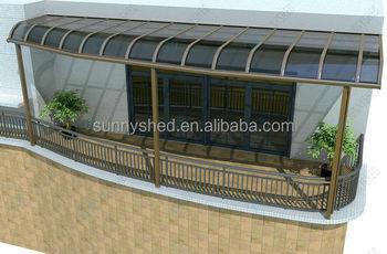 Tende Da Sole Patio : Deck tenda patio baldacchino telaio in alluminio solido tende da