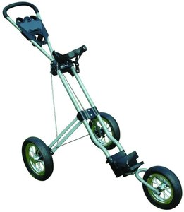 Factory Supply High Quality Foldable Manual 3 wheels golf trolley TK-DC3