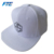 Custom Baseball Cap Cheap Acrylic Embroidery Flat Brim Snapback Caps with Private Label