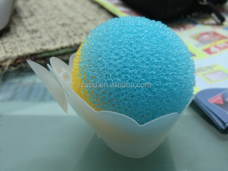 cleaning facial sponges foaming cleansing balls