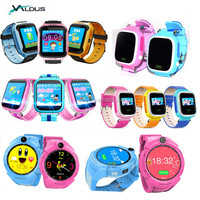 2018 New Arrival Hot Selling Q50/Q60/Q900/Q100 Kids Smart Watch with GPS and Device Gifts