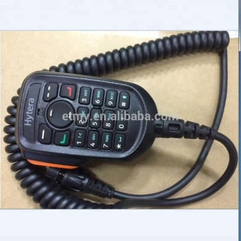 New Arrival Walkie Talkie Mini Portable MIC Hand Microphone SM19A1 Shoulder Speaker
