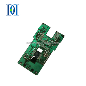 High quality green mask solder led display pcba board for blackberry