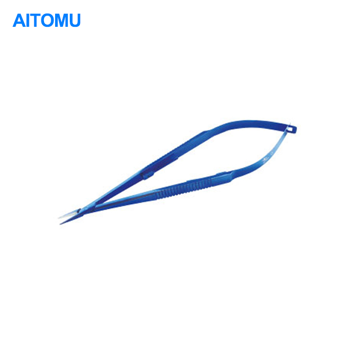 High Quality Ophthalmic Surgical Instruments Eye Surgical Operation Scissors