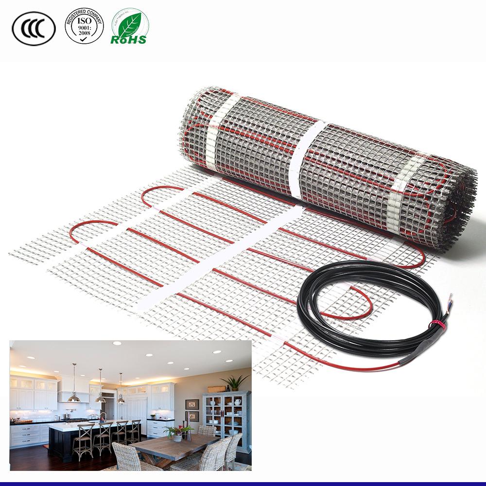 Floor Heating Mat Electric Underfloor