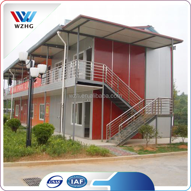 China Supplier For The Prefab House / Prefabricated House/ House ...
