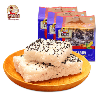350g Factory Outlet Pastry Grain Rice Cand Breakfast Snack