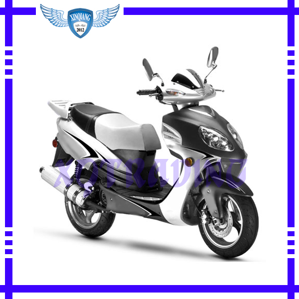 Gas 150CC Sport Scooter 150XQ-Hunter2