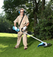 Yodoo AC Electric grass trimmer