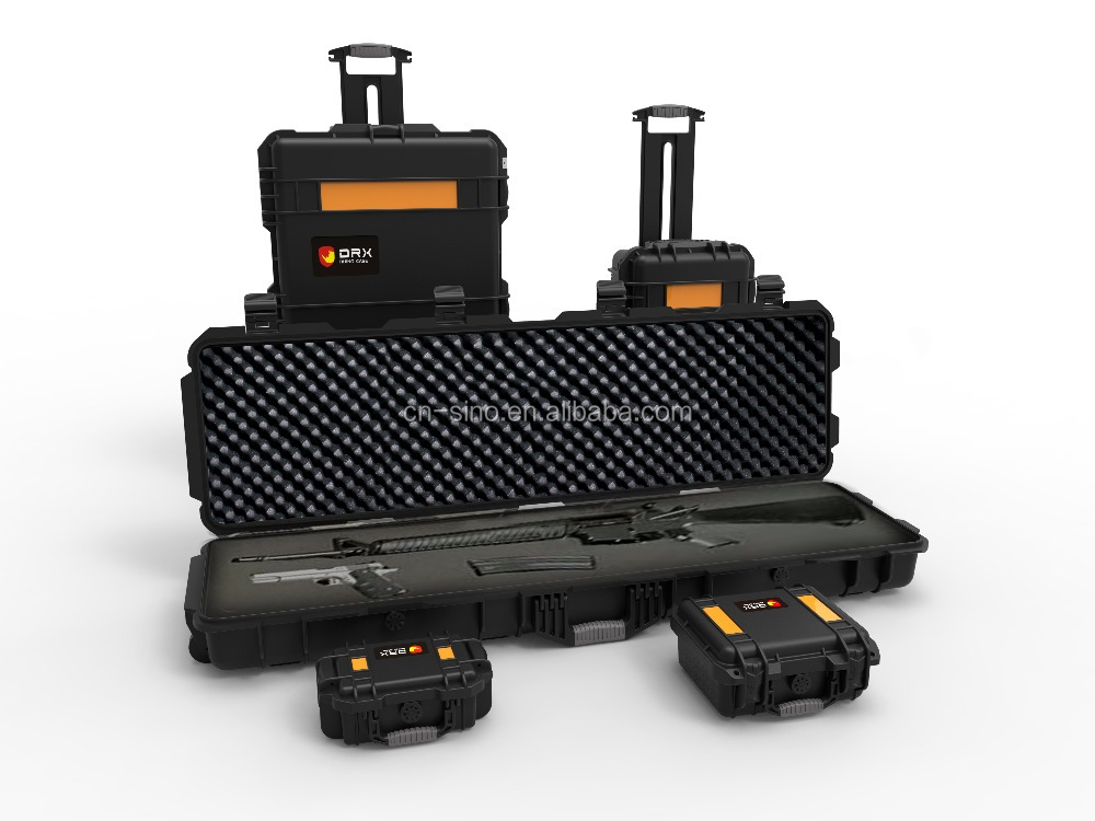 IP67 Waterproof plastic equipment carrying cases