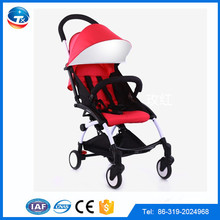 Whloesale Light weight reversible baby pushchair portable,pram and pushchairs see baby stroller