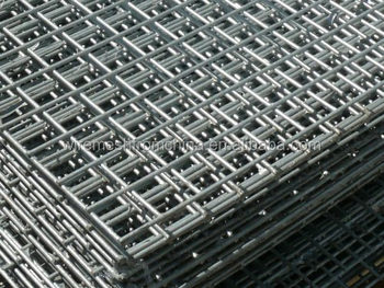 Factory Supply Rigid Economic Welded Wire Mesh Fence Panel