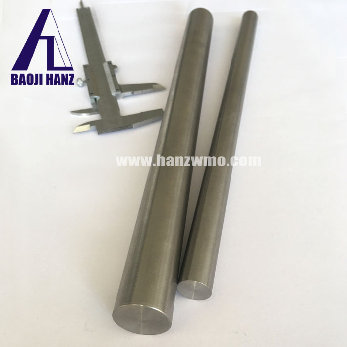 China supplier best price polished 6al4v titanium bar