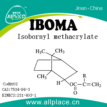 Good solvents Isobornyl Methacrylate / IBOMA /7534-94-3