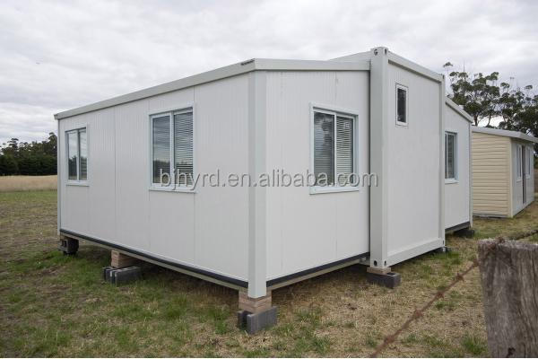 Container Prefabricated House for oil field well drilling