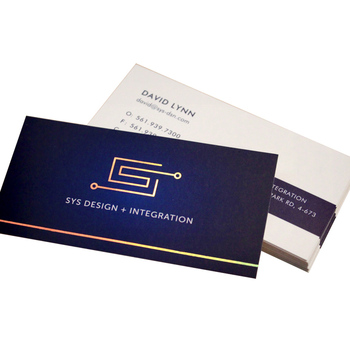 Best price digital printing creative business cards