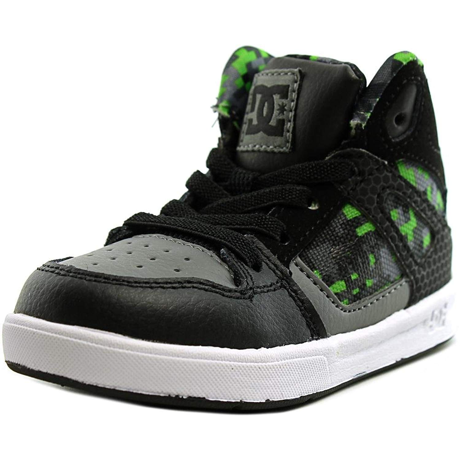0c8dcb1da Get Quotations · DC Shoes Baby-Boys Dc Shoes Rebound Se Ul - High Shoes -  Kids -