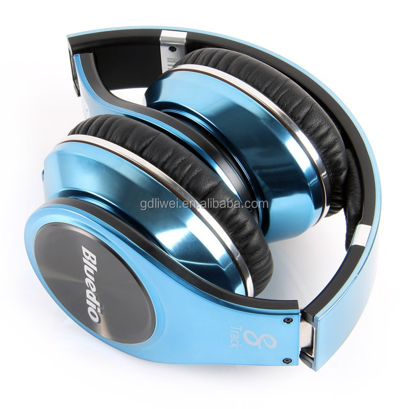 factory directly supply Bluedio R+(Legend version)HD Audio Bluetooth earphone with factory price