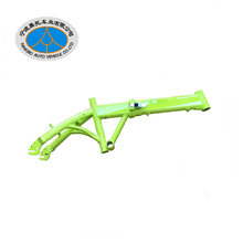 wholesale folding bike frame made by the factory with over 20 years experience in making bike frames