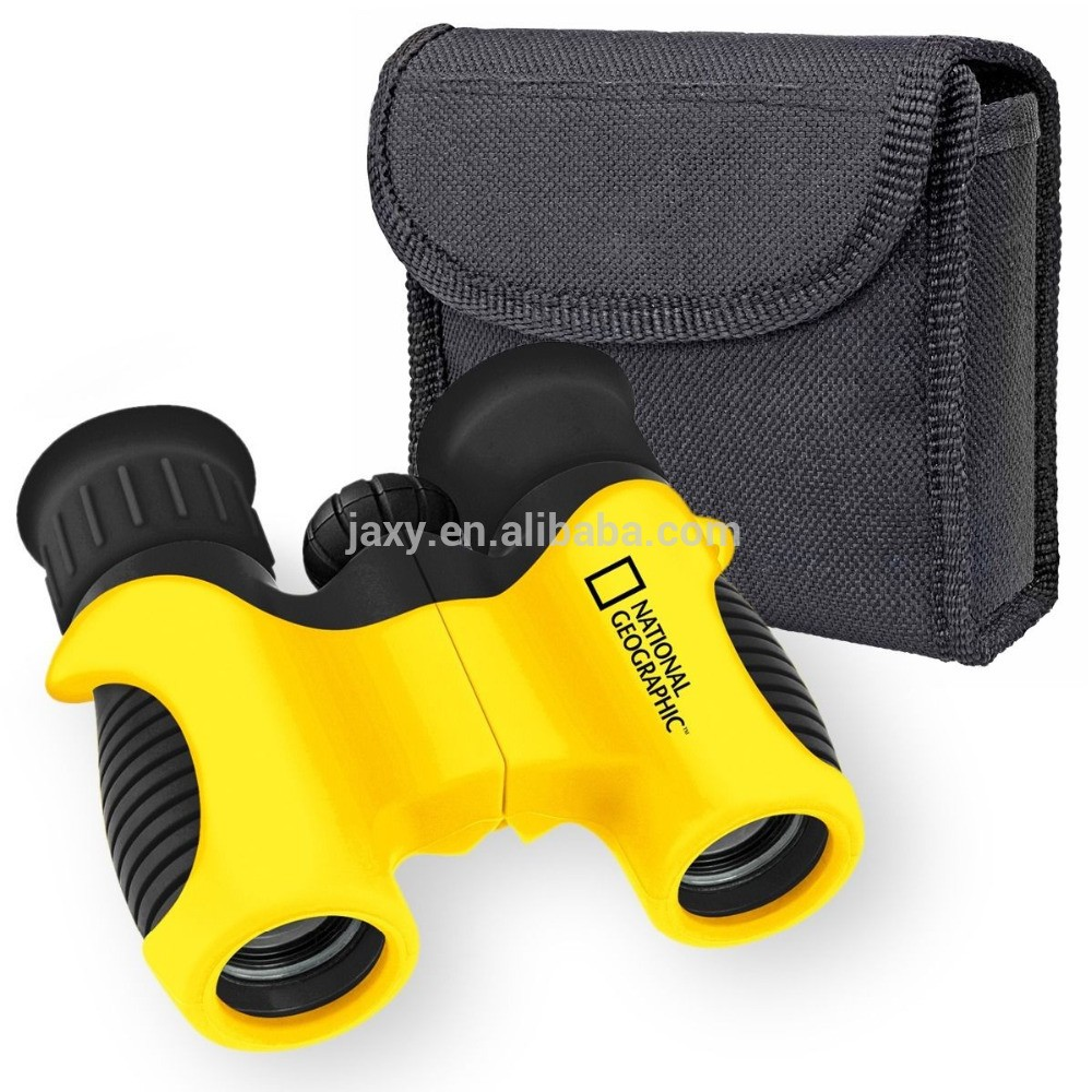 High-Resolution Kids Binoculars Set 8x21 Bird Watching binoculars for kids