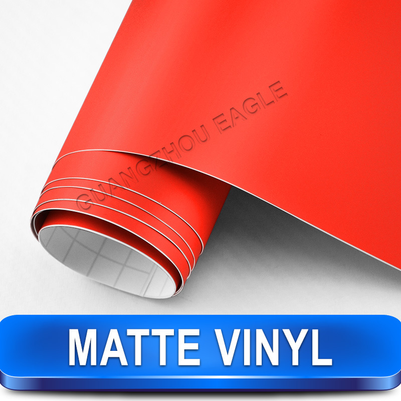 Guangzhou Eagle Self Adhesive Heat Resistant Buble Free Car Wrap Vinyl Film/Sticker