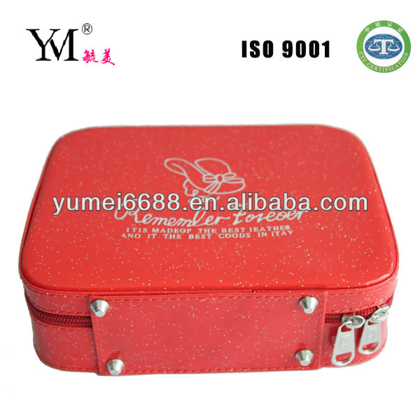 Fashion!popular cute mini cosmetic cases&cosmetic box