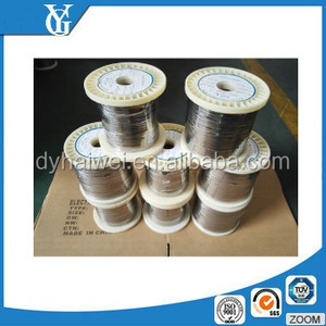 Electric Resistance wire OCR25AL5 flat wire