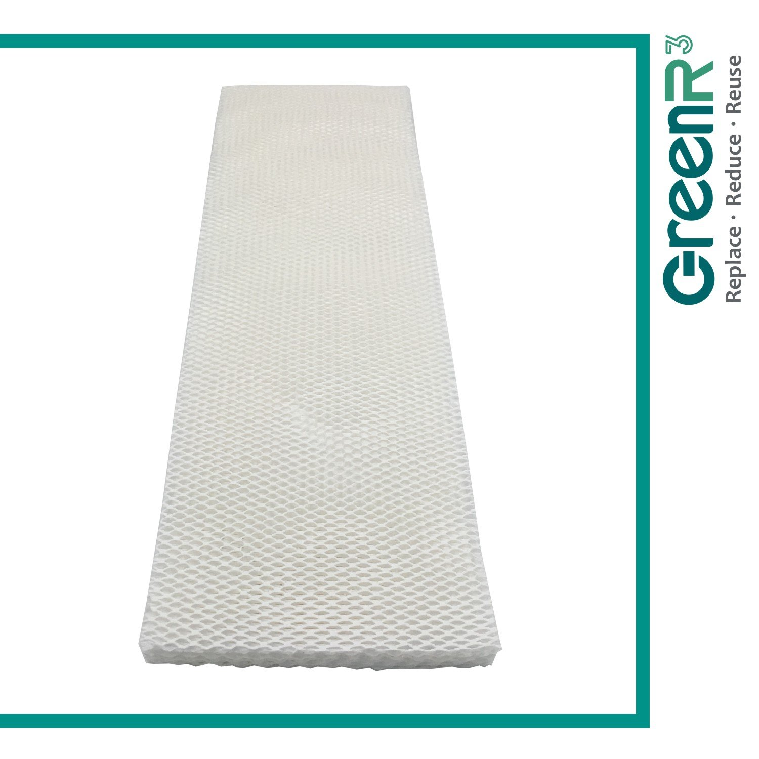 GreenR3 1-PACK Wick Filters Humidifiers for Essick Air MAF-2 fits Emerson MA-0800 Emerson MA0601 Kenmore Noma 15508 3215508 4215508 Moistair MA-0600 MA08000 15408 154080 17006 29706 29988 and more